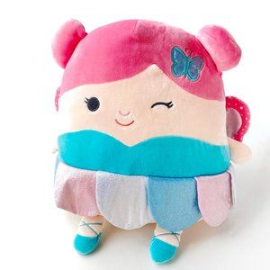 Squishmallows Maxine Fairy Butterfly Plush